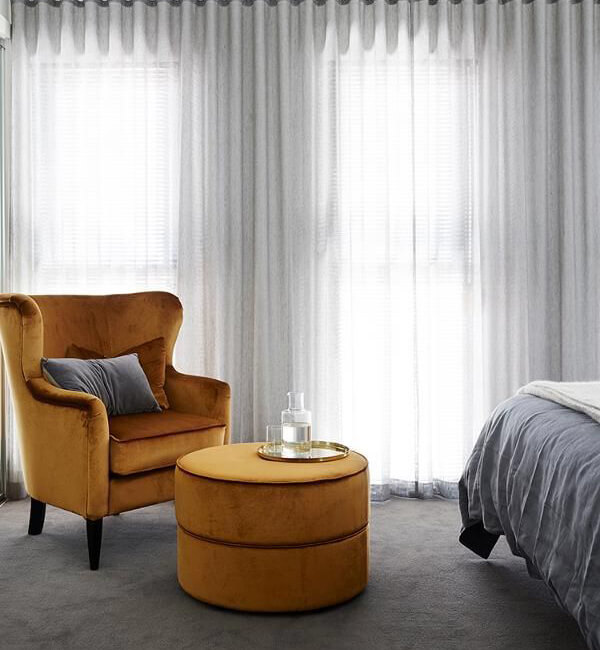 Customise your windows with new curtains