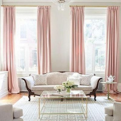 Contemporary curtains for the home